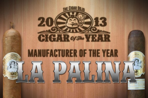 Cigar Manufacturer of the Year 2013