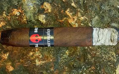 Surrogates Skull Breaker cigar review