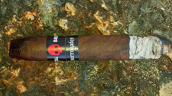 Surrogates Skull Breaker cigar review