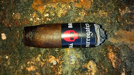 Surrogates Skull Breaker cigar rating