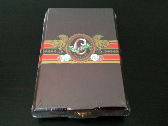 Cuenca Cigars box of cigars