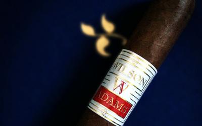 Wilson Adams Habano No.3 cigar review