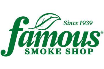 Famous Smoke Shop logo