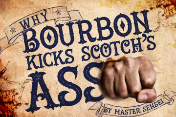 Bourbon vs scotch
