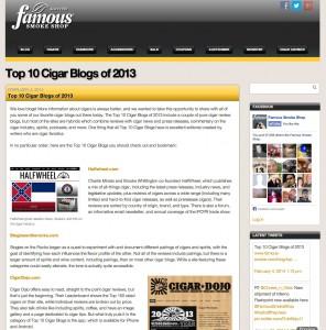 best cigar blogs
