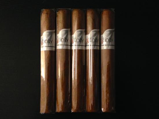 5-pack of Sindicato Affinity cigars