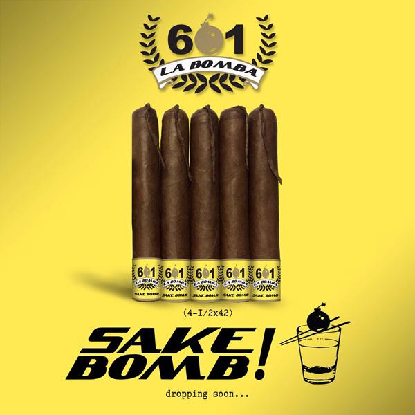 601 La Bomba Sake Bomb cigar