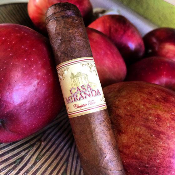 Casa Miranda Chapter 2 cigar