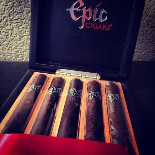 Epic Maduro Reserva Cigar review