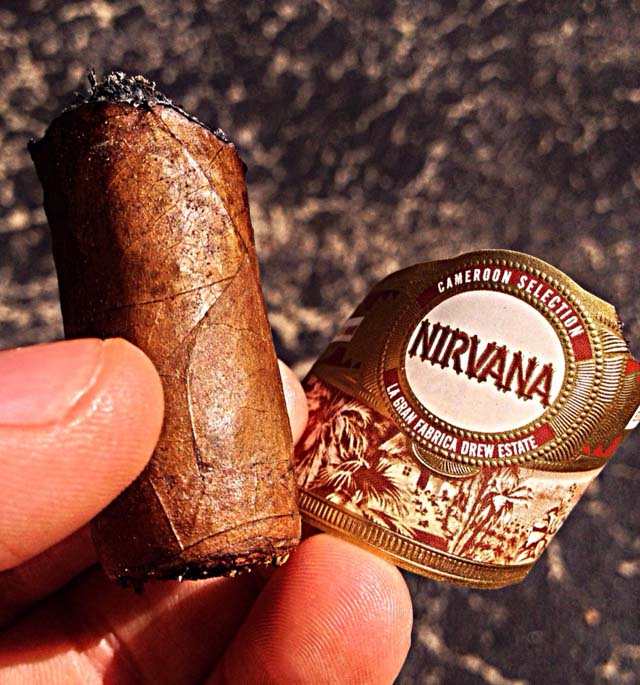 Nirvana Cameroon Selection Cigar Review