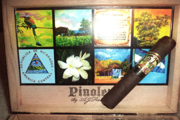 Pinolero Cigar Review and Rating