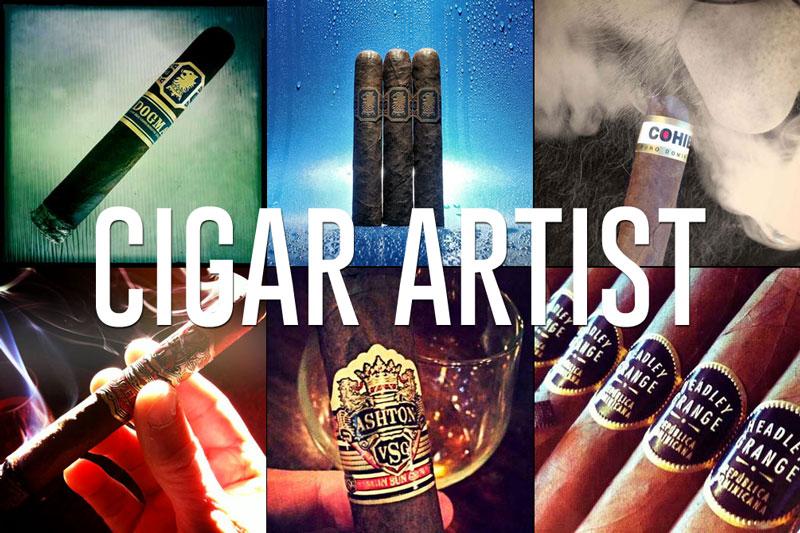 Cigar photograhy