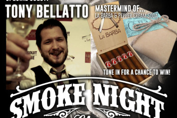 Smoke Night LIVE With Tony Bellatto