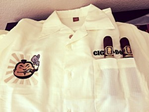 creme-shirt-with-cigars
