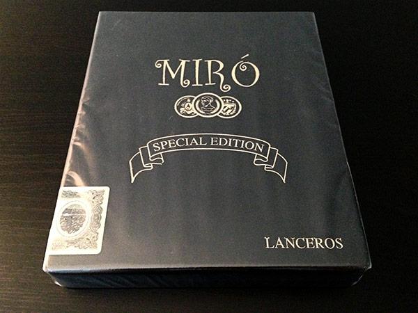 Kuuts Miró Special Edition Lanceros