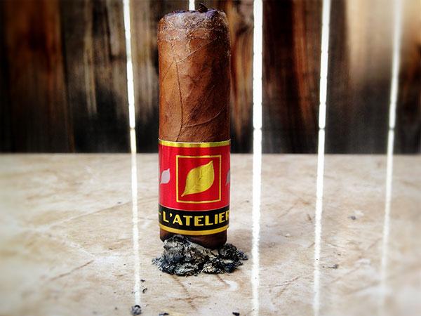 L'Atelier Extension de la Racine ER13 cigar ash