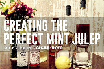The perfect Mint Julep recipe