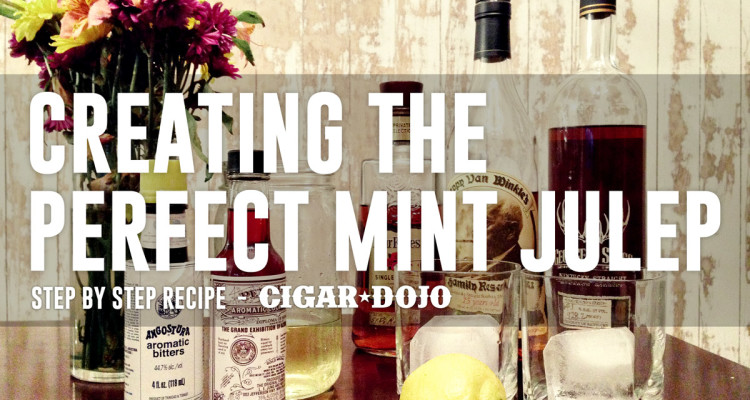 The perfect Mint Julep recipe