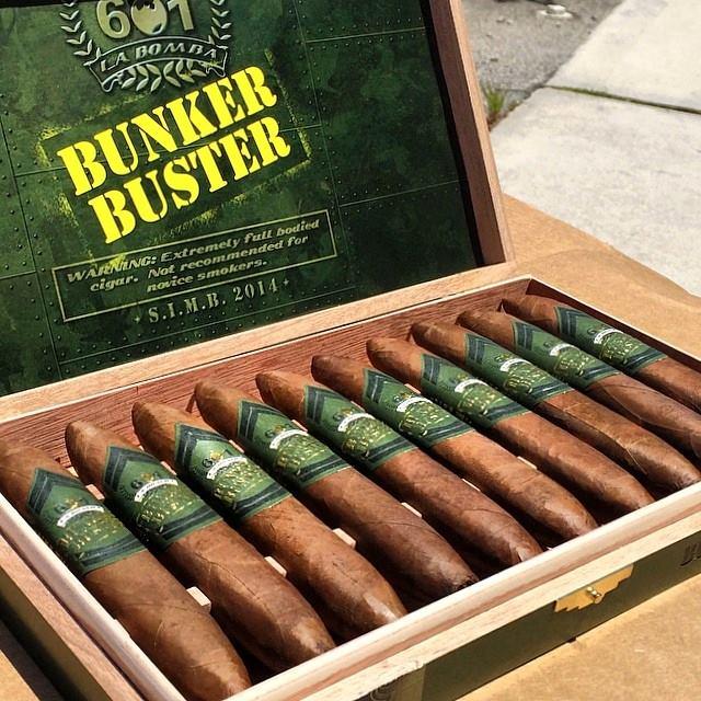 Bunker Buster Cigar