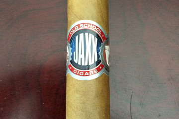 Jaxx LT Connecticut cigar review