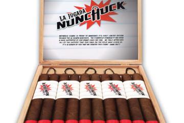 La Jugada Nunchuck cigar