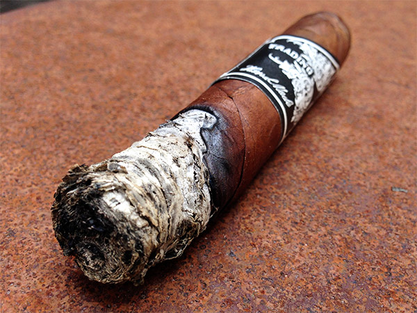 Black Label Trading Company Salvation robusto cigar review