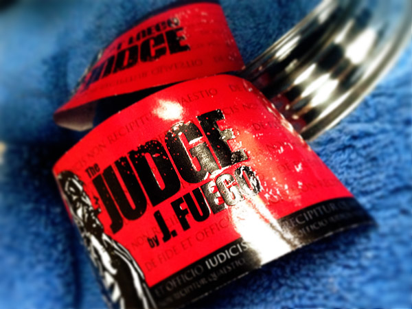 The Judge by J. Fuego cigar band