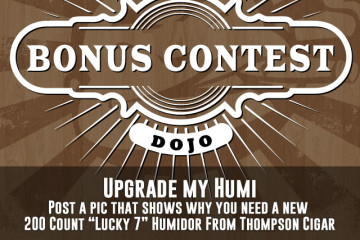 Lucky 7 Humidor contest