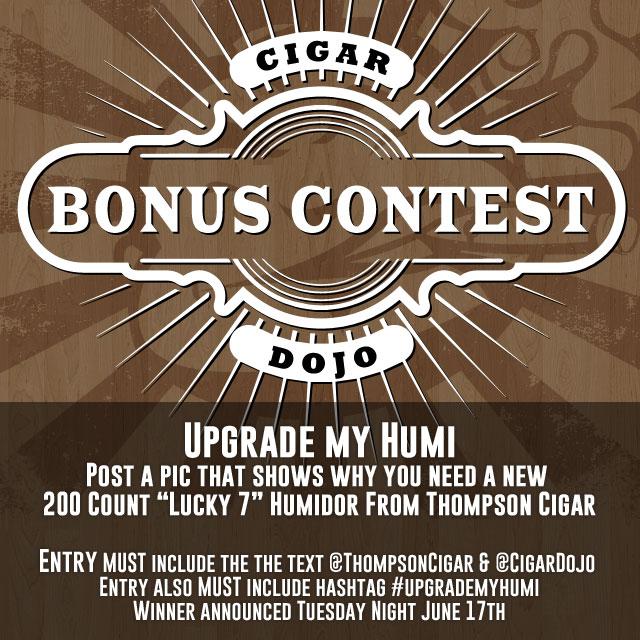 Lucky 7 Humidor contest