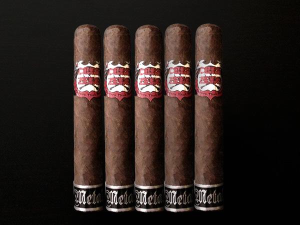 5-pack of Core Zero Metal cigars