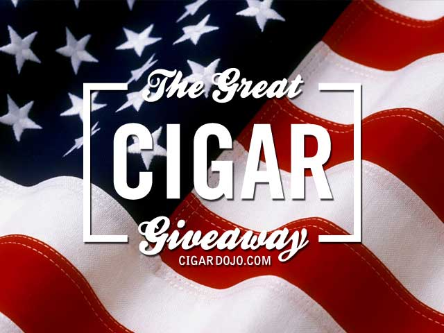 JR Cigars cigar giveaway contest