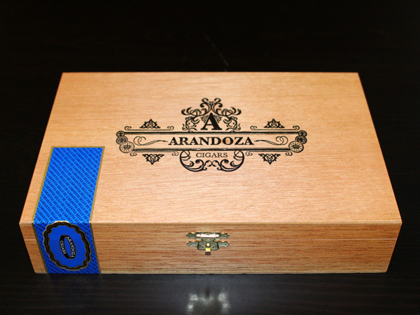 Arandoza Cigars Blue Label giveaway