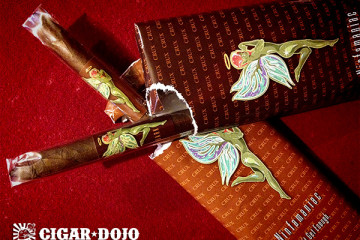 Crux Cigars Ninfamaniac review