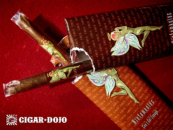 Crux Cigars Ninfamaniac review