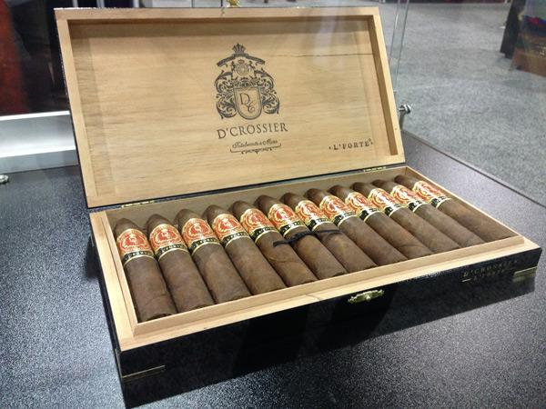 D'Crosser L'Forte cigars