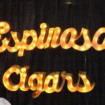 Espinosa cigar booth IPCPR 2014
