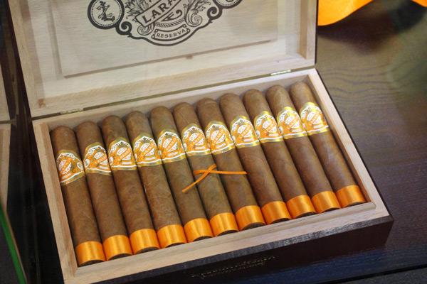 Espinosa Cigars Laranja IPCPR 2014