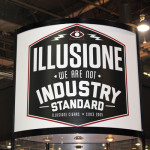 Illusione cigar booth IPCPR 2014