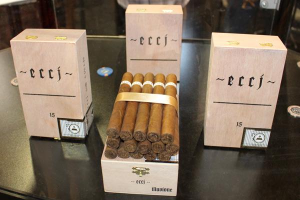 Illusione eccj 20th cigars IPCPR 2014
