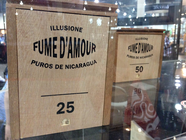 Illusione Fume D'Amour IPCPR 2014