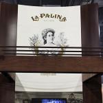 La Palina cigar booth IPCPR 2014