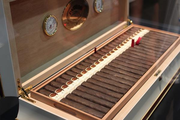 Padrón 50th Anniversary cigars IPCPR 2014
