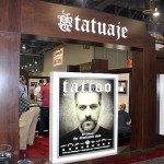 Tatuaje cigar booth IPCPR 2014