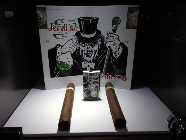 Tatuaje Monster Series cigars IPCPR 2014