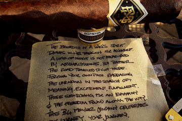 BG Meyer Standard Issue cigar review