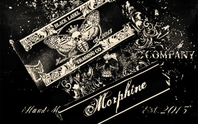 Black Label Trading Company Morphine cigar review