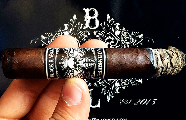 Black Label Trading Company Morphine cigar