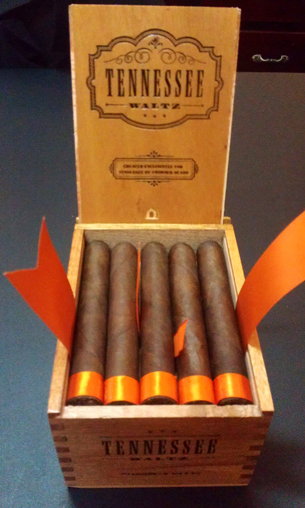 Crowned Heads Tennessee Waltz cigars