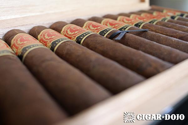 D'Crossier L'Forte 2014 cigars