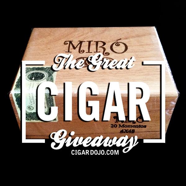 Kuuts Cigar giveaway